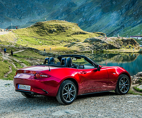 Mazda MX-5 2019 Sports-Line magmarot