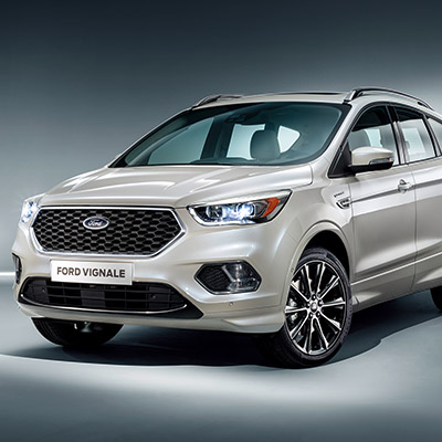 Ford Kuga Vignale bei Ford-Hempel